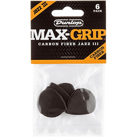 Dunlop MAX GRIP Jazz III Carbon