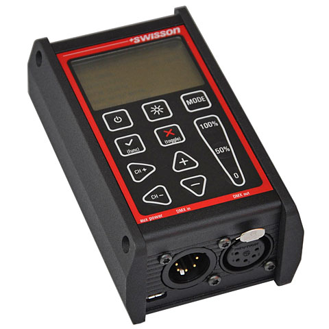 Swisson DMX Test Tool XMT-120A
