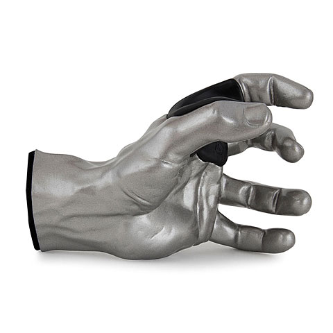 GuitarGrip Silver Metallic Male Hand left