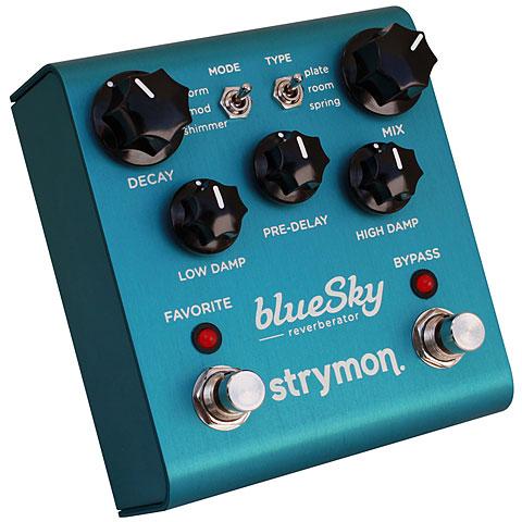 Strymon Blue Sky Reverberator