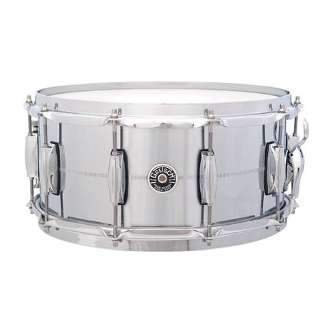 Gretsch USA Brooklyn 14  x 6,5  Chrome over Brass Snare