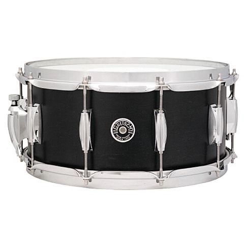Gretsch USA Brooklyn 14  x 5,5  Satin Dark Ebony Snare