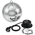 Eurolite Mirror Ball Set 20cm « Boule disco