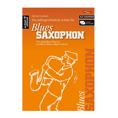 Artist Ahead Blues Saxophon