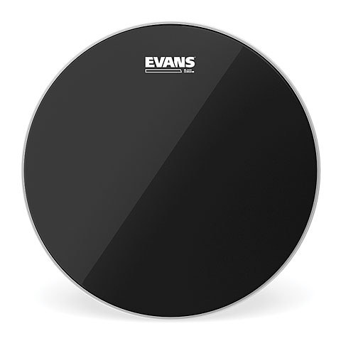 Evans Black Chrome TT13CHR