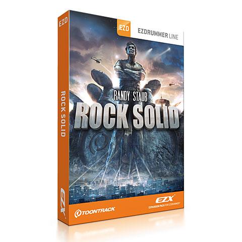 Toontrack Rock Solid EZX