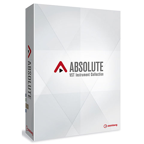 Steinberg Absolute VST Instrument Collection EDU