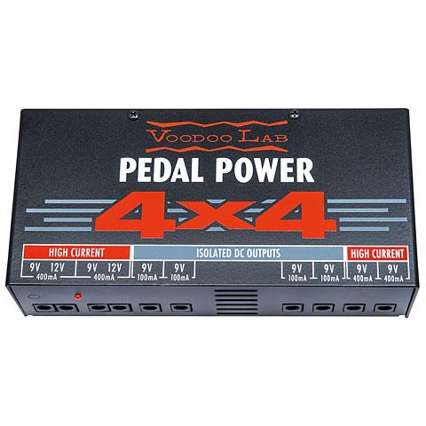VoodooLab PedalPower 4x4
