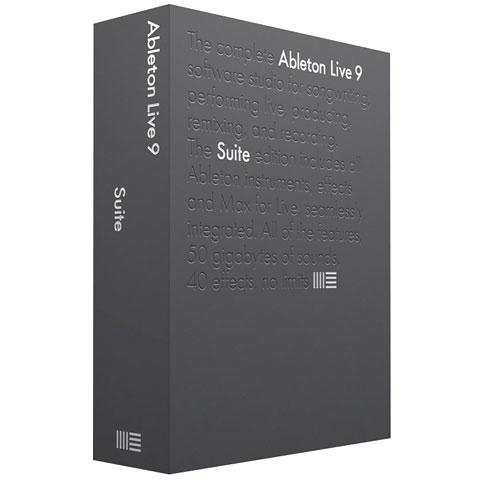 Ableton Live 9 Suite German EDU