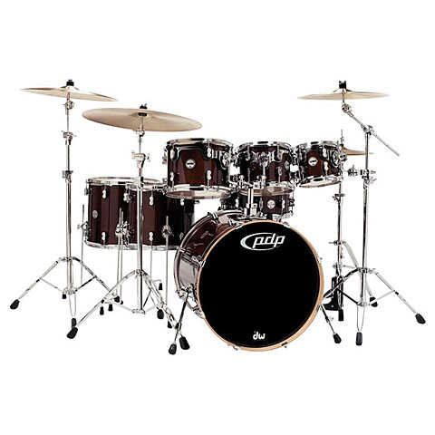 pdp Concept Maple CM7 Transparent Cherry