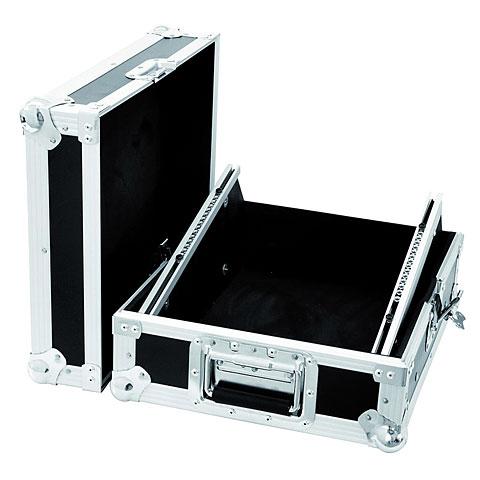 Roadinger Mixer-Case MCB-12 schräg 8HE sw