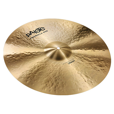 Paiste Formula 602 Modern Essentials Formula 602 Modern Essentials 16'' Crash