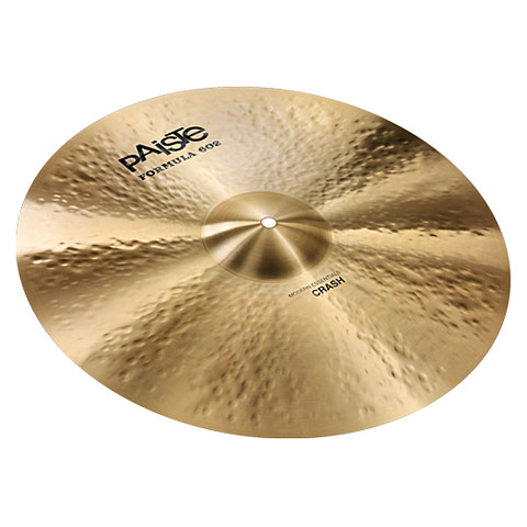 Paiste Formula 602 Modern Essentials Formula 602 Modern Essentials 20'' Crash