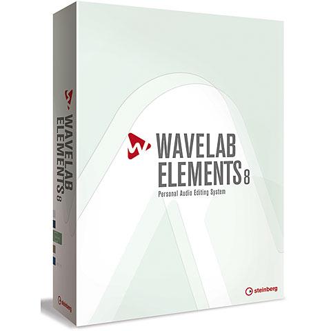 Steinberg Wavelab 8 Elements