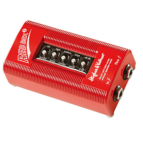 Hughes & Kettner Red Box 5 Guitar DI-Box