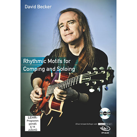 Fingerprint Rhythmic Motifs For Comping And Soloing