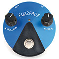 Dunlop FFM1 Fuzz Face Mini Silicon « Effet guitare