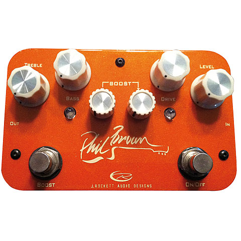 Rockett Pedals Phil Brown
