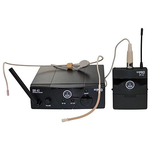 AKG WMS 40 Mini-Sport-Set-ISM1