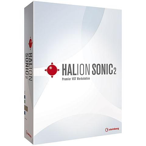 Steinberg Halion Sonic 2 GB/D/F