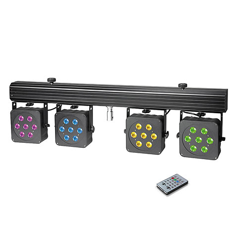 Cameo Multi PAR 3 - 28x8W Quad Colour
