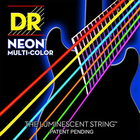 DR NEON Hi-Def MULTI-COLOR Medium