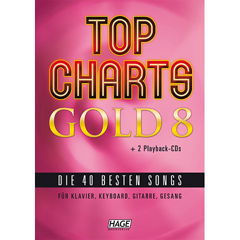 Hage Top Charts Gold 8