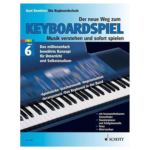 Schott Der neue Weg zum Keyboardspiel Bd.6
