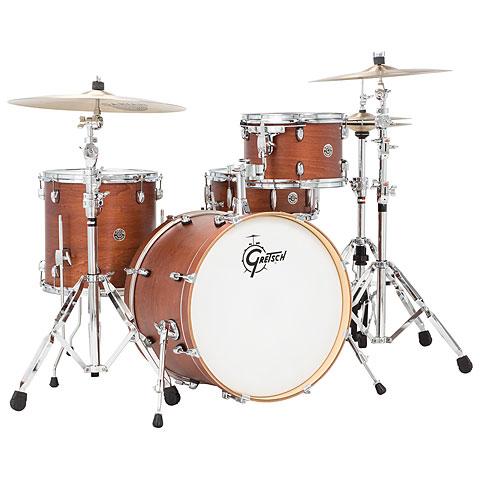 Gretsch 20  Satin Walnut Glaze Drumset