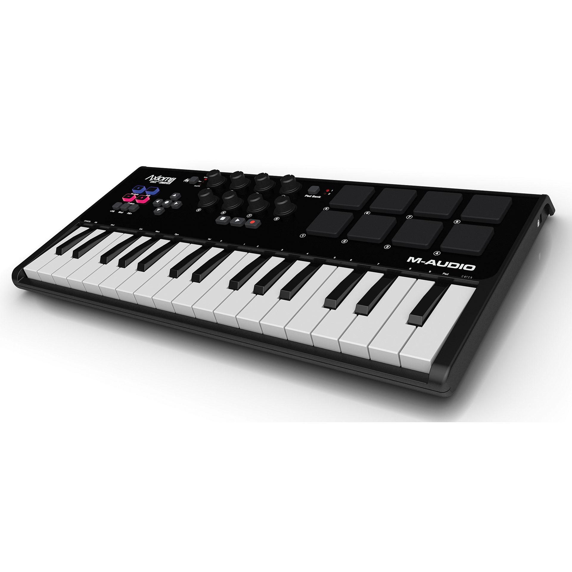 m audio axiom air mini 32 clavier ma tre. Black Bedroom Furniture Sets. Home Design Ideas