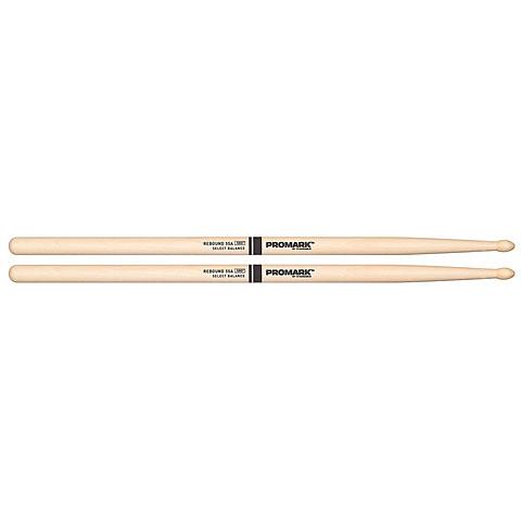 Promark Rebound Balance Hickory 5B Tear Drop Wood Tip