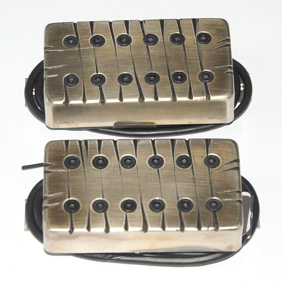 bare knuckle juggernaut covered set micro guitare lectrique. Black Bedroom Furniture Sets. Home Design Ideas