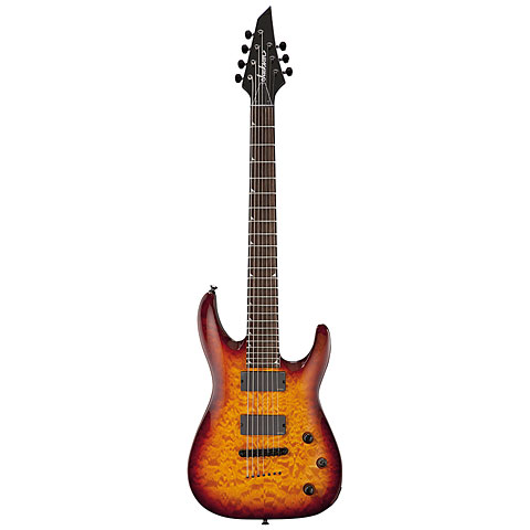 Jackson Soloist SLATTXMGQ3-7 TSB