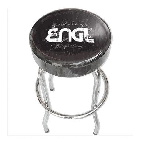 Engl Bar Stool BLK 30 Zoll