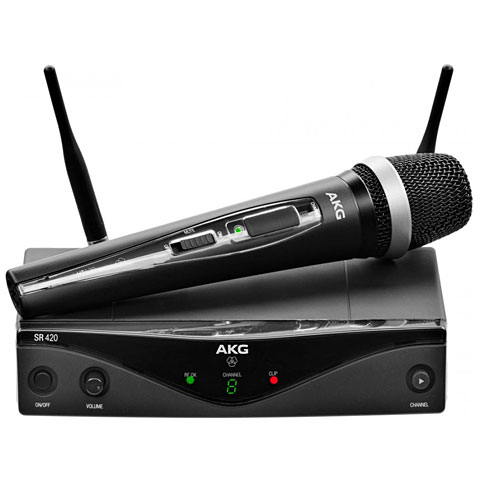 AKG WMS 420 Vocal Set D5-M