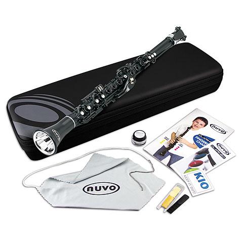 Nuvo Clarinéo Standard Kit Black