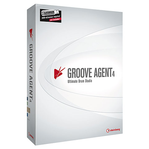 Steinberg Groove Agent 4 EDU