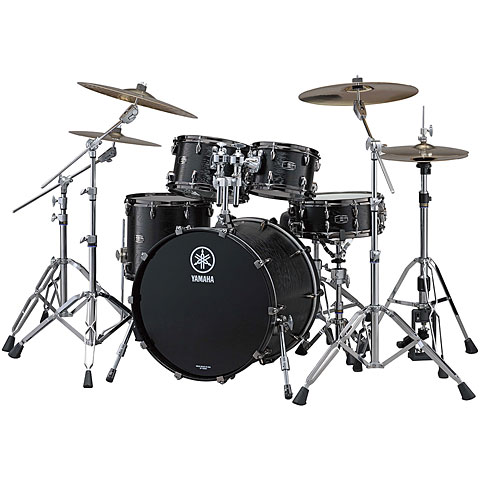 Yamaha Live Custom Fusion Black Wood