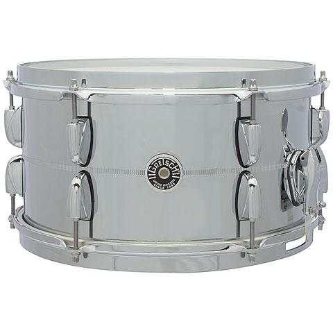 Gretsch USA Brooklyn 13  x 7  Chrome over Steel Snare