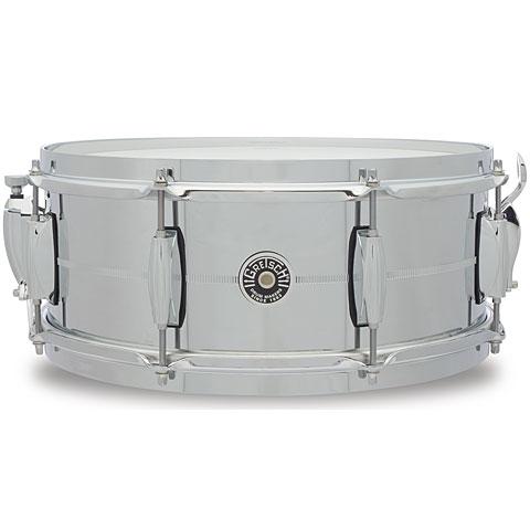 Gretsch USA Brooklyn 14  x 5,5  Chrome over Steel Snare