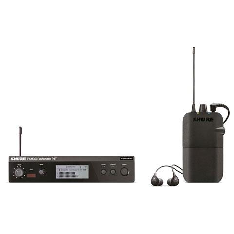 Shure PSM 300 stereo S8 SE112