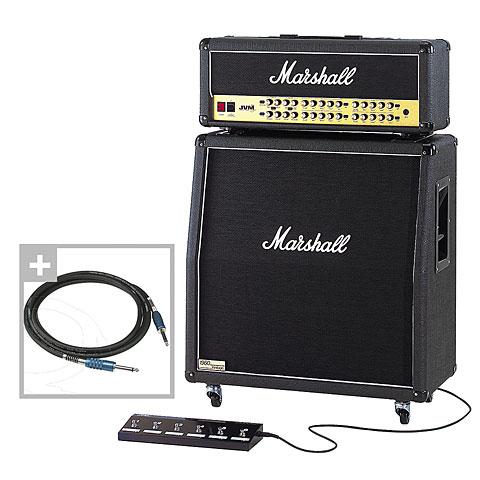 Marshall JVM410 + 1960AV Halfstack