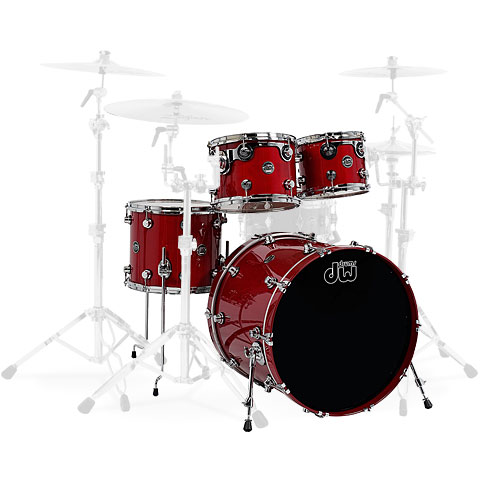 DW DW Performance Lacquer Candy Apple Red