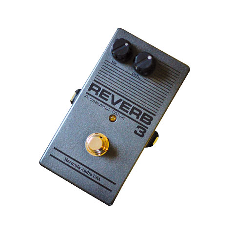 Lovepedal Hermida Audio Reverb 3