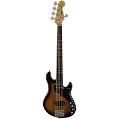 Squier Deluxe Dimension Bass V, 3TS « Basse électrique