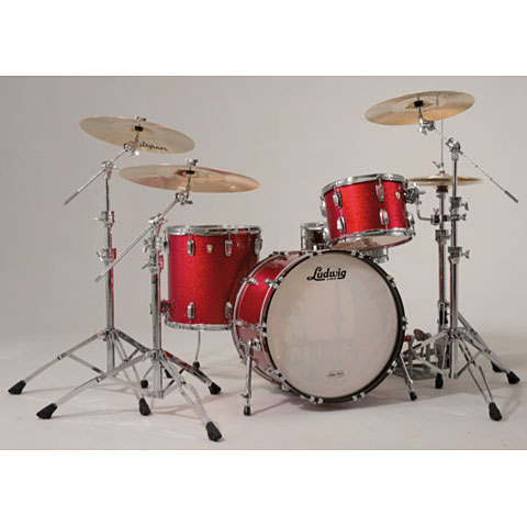 Ludwig Classic Maple MTS Fab22-27