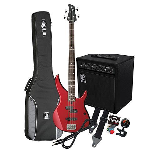 Yamaha TRBX 174 RM / Ampeg BA-108