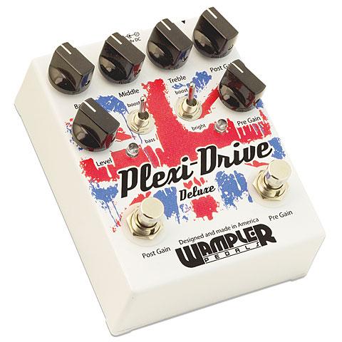 Wampler Plexidrive Deluxe