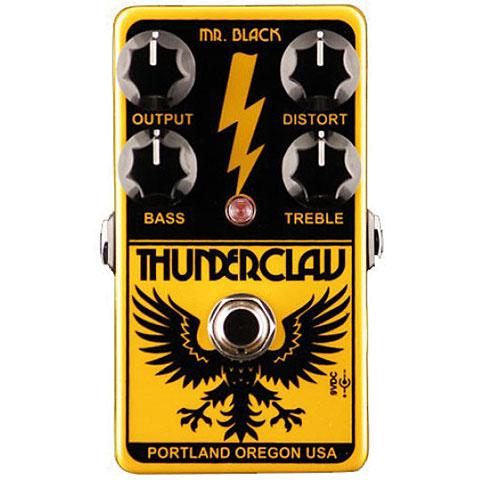 Mr. Black Thunder Claw