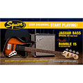 Pack basse électrique Squier Affinity Jaguar Bass Special SS & Rumble 15